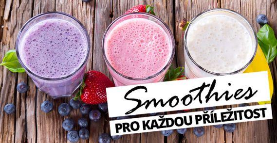 fitness smoothie recept
